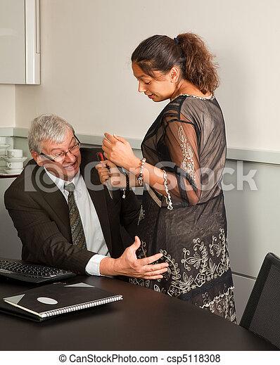 Older man getting blow jobs
