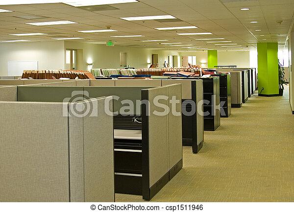 Office Spaces - csp1511946