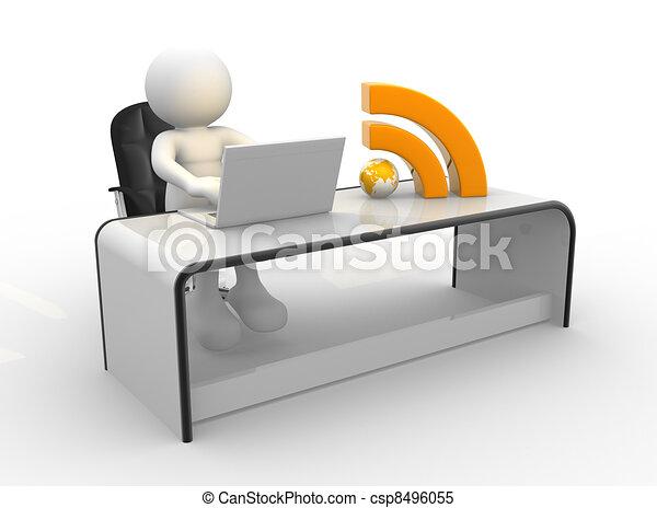 Office - csp8496055