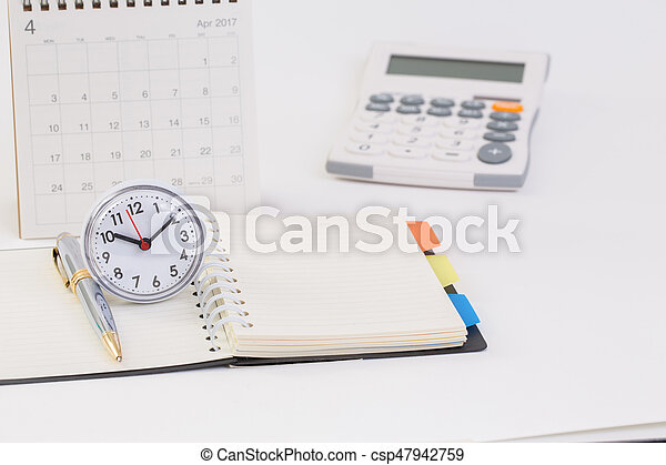 Office table - csp47942759