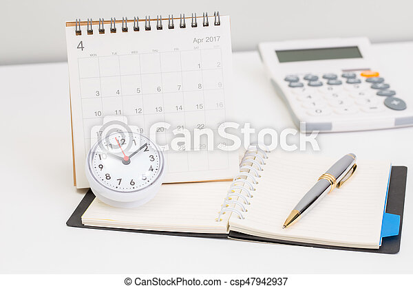 Office table - csp47942937