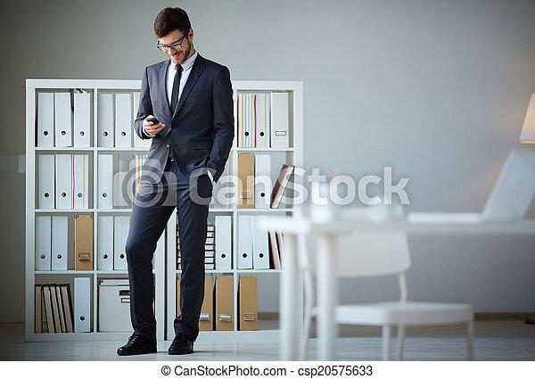 Office technology - csp20575633