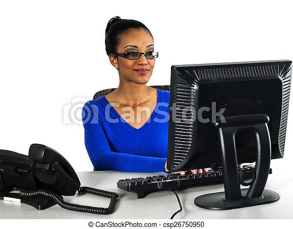 Office Worker - csp26750950