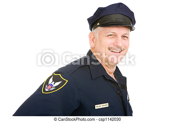 Officer Friendly - csp1142030