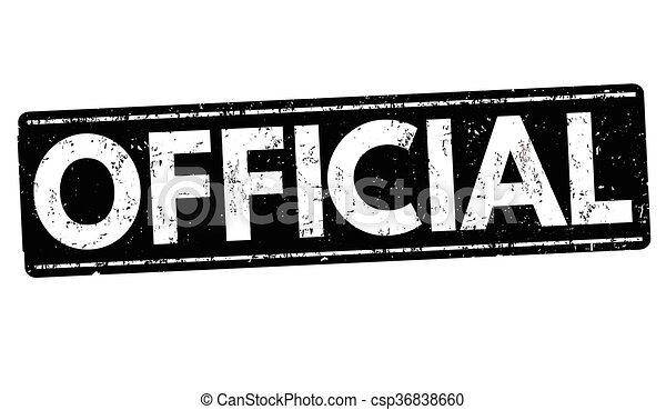 official grunge stamp official grunge rubber stamp on white
