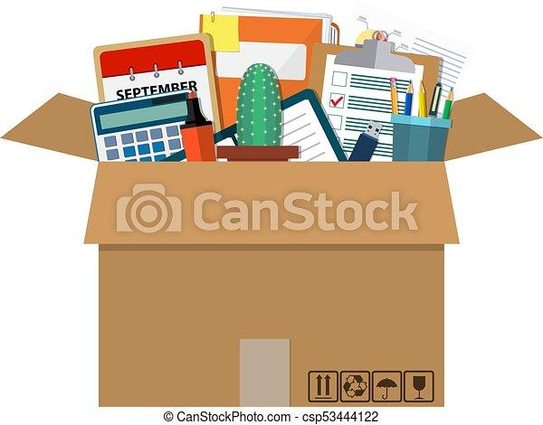 Oficina mudanza nuevo caja plano estilo cacto for Mudanza oficina