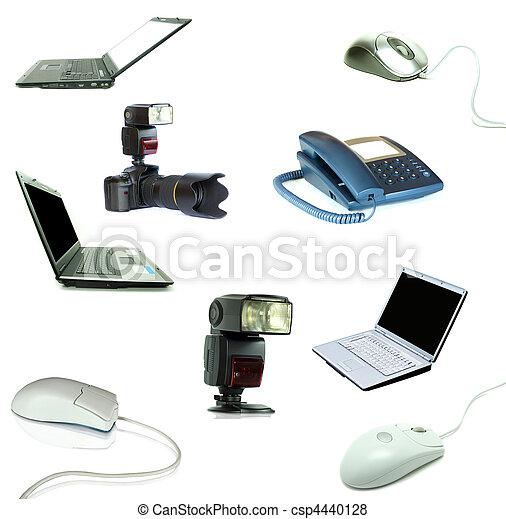 oggetti, tecnologia - csp4440128