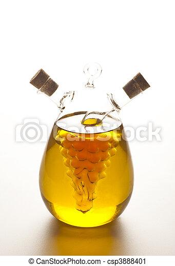 oil and vinegar bottle - csp3888401