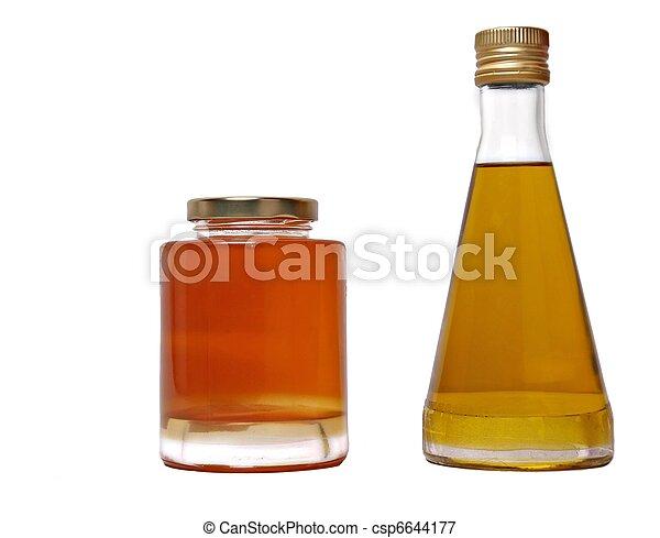 oil and vinegar - csp6644177
