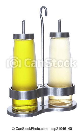 Oil and vinegar - csp21046140