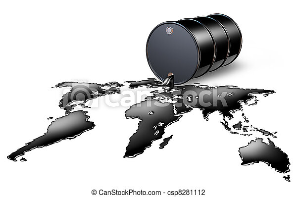 Oil Industry - csp8281112