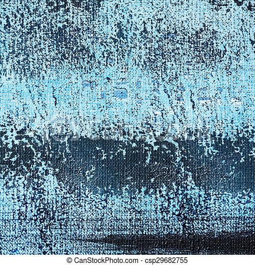 oil paint brush strokes - csp29682755