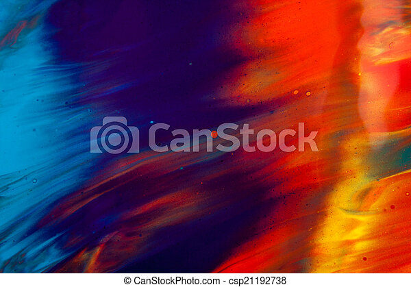 oil paint - csp21192738