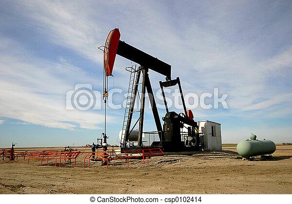 Oil Pump Jack - csp0102414