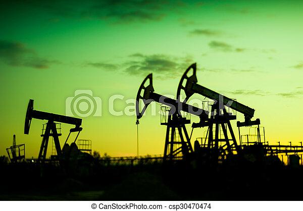 Oil pumps. - csp30470474