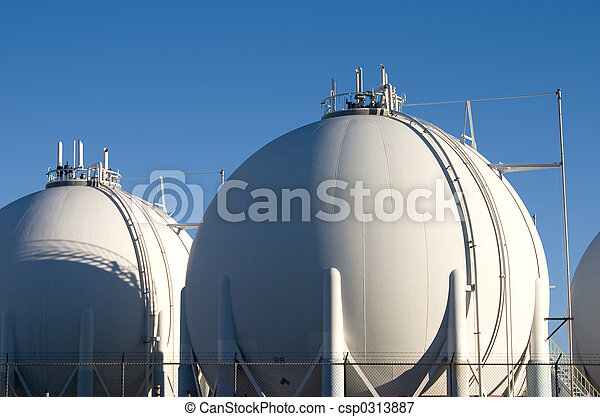Oil Refinery 4 - csp0313887