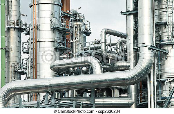 oil refinery - csp2630234