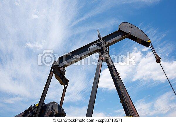 Oilfield - csp33713571
