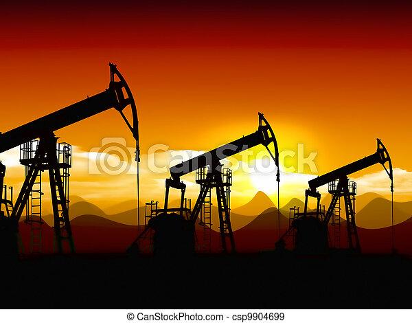 oilfield - csp9904699