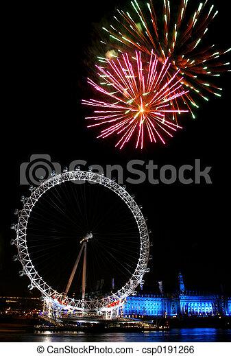 El ojo de Londres - csp0191266