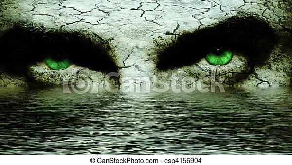 Ojos de caverna - csp4156904