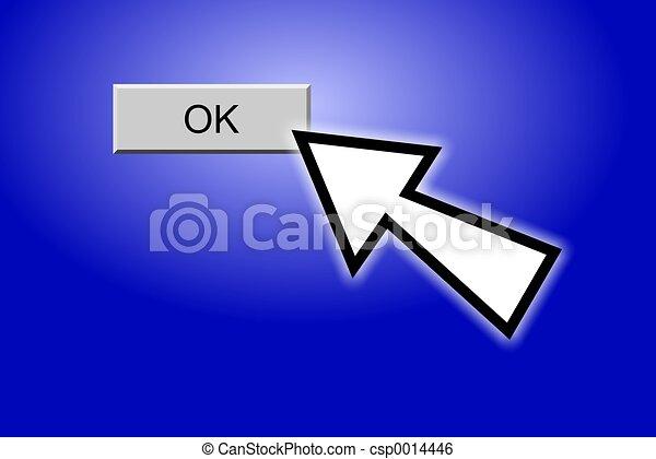 OK Button - csp0014446