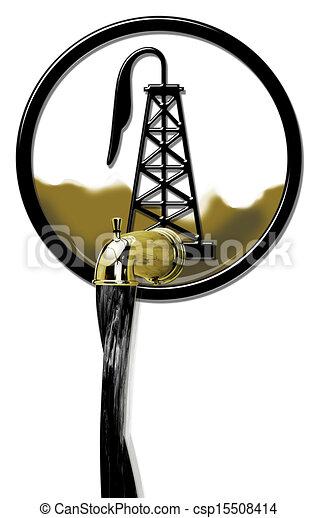 olaj - csp15508414