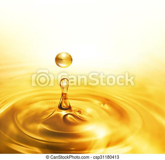 olaj, csöpögő - csp31180413