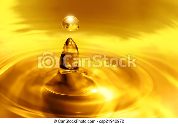 olaj, csöpögő - csp21942972
