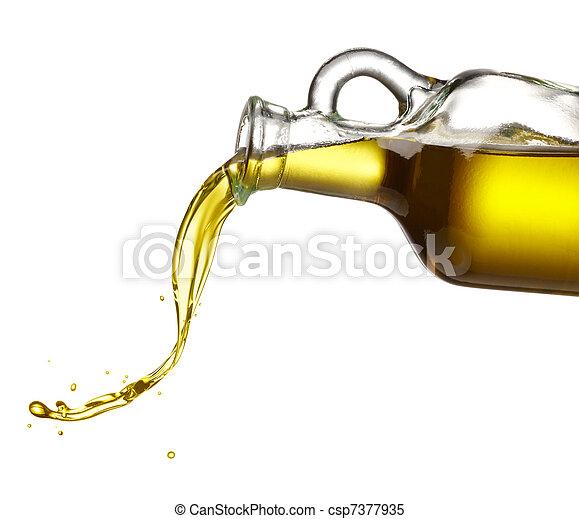 olajbogyó, öntés, olaj - csp7377935