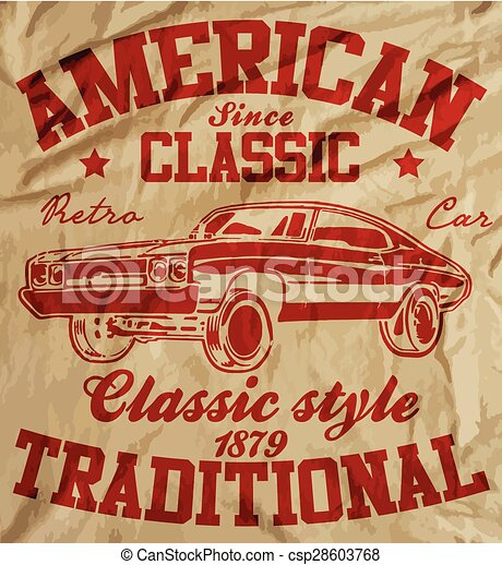 shirts Vintage classic t