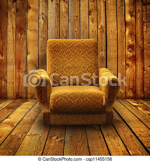 Old Armchair   Csp11455156