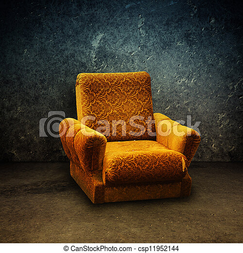 Old Armchair   Csp11952144