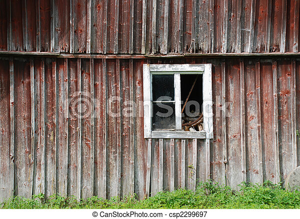 Old barn - csp2299697