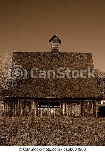 Old Barn - csp0004908