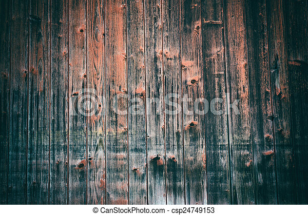 Old Barn Wood Background In Red And Brown Tone Canstock