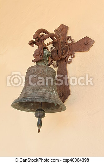 Old Bell - csp40064398