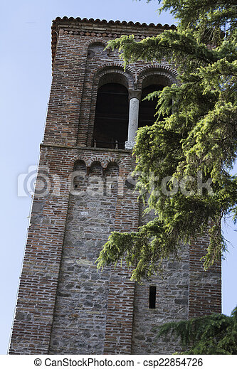 old bell tower - csp22854726