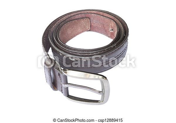 old belt - csp12889415