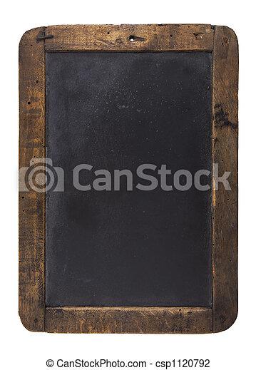 Old blackboard - csp1120792