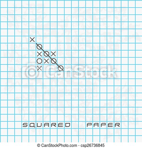 Noughts and crosses Vector Clipart Royalty Free. 76 Noughts and ...