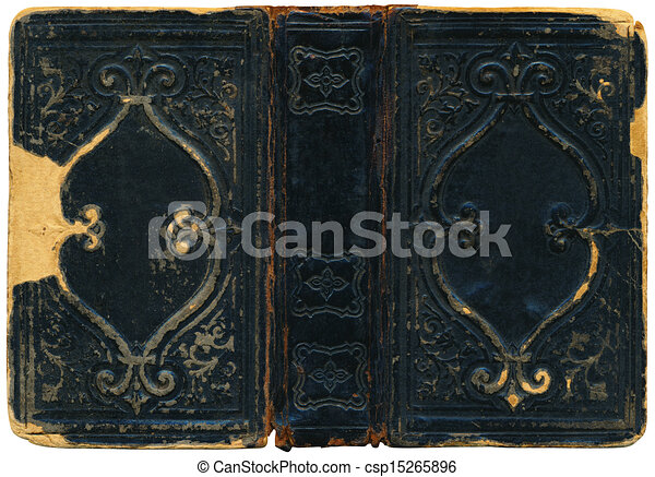 Old Book Cover Surface