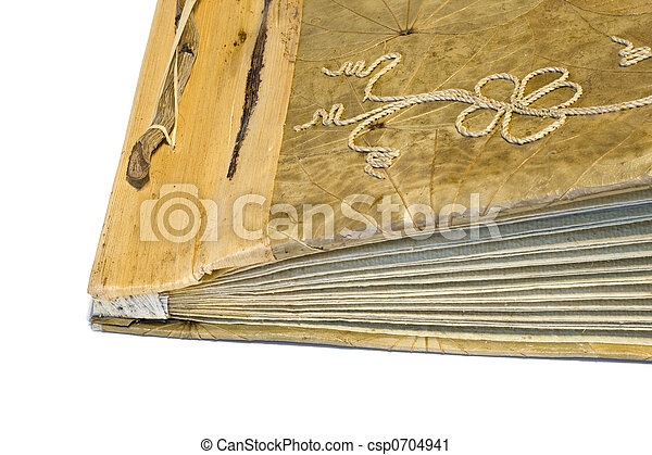 Old book - csp0704941