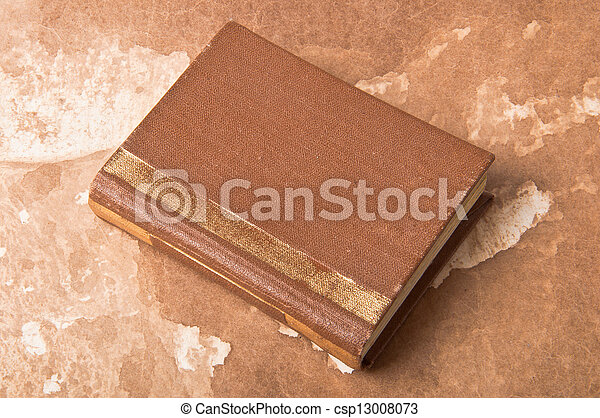 old book - csp13008073