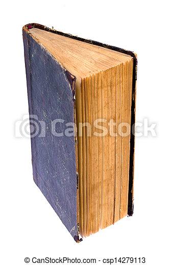 old book - csp14279113