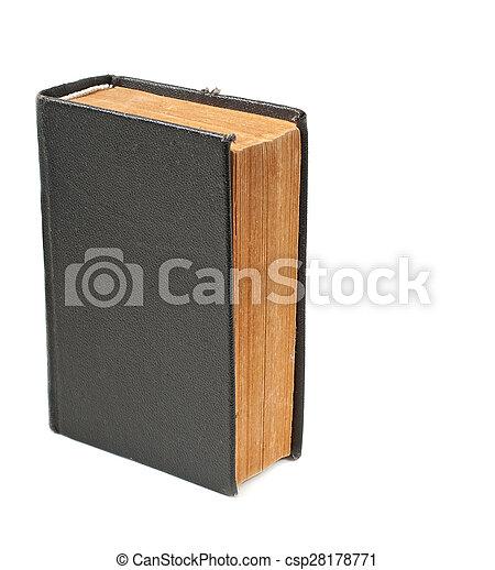 old book - csp28178771