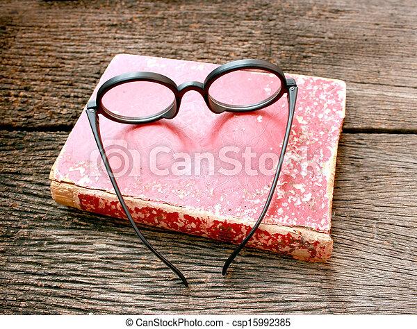 old book - csp15992385