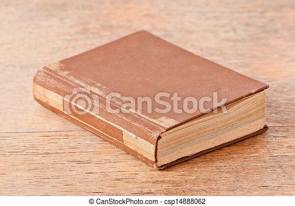 old book - csp14888062
