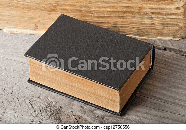 old book - csp12750556