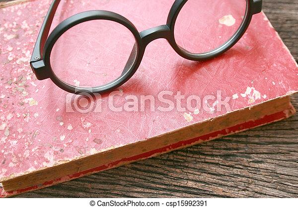 old book - csp15992391